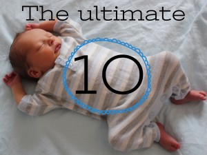"The ultimate list of ""10 things"" for parents"