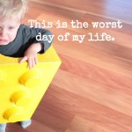 A lazy, tight-arsed mum's last-minute Halloween – Part Two – Lego Torture Chamber
