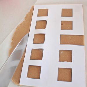 FREE TEMPLATE to make the best DIY gingerbread house EVER. Really clear instructions make this much easier to make than it looks.