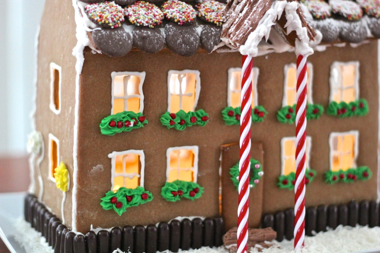 Building The Best Gingerbread House In The History Of