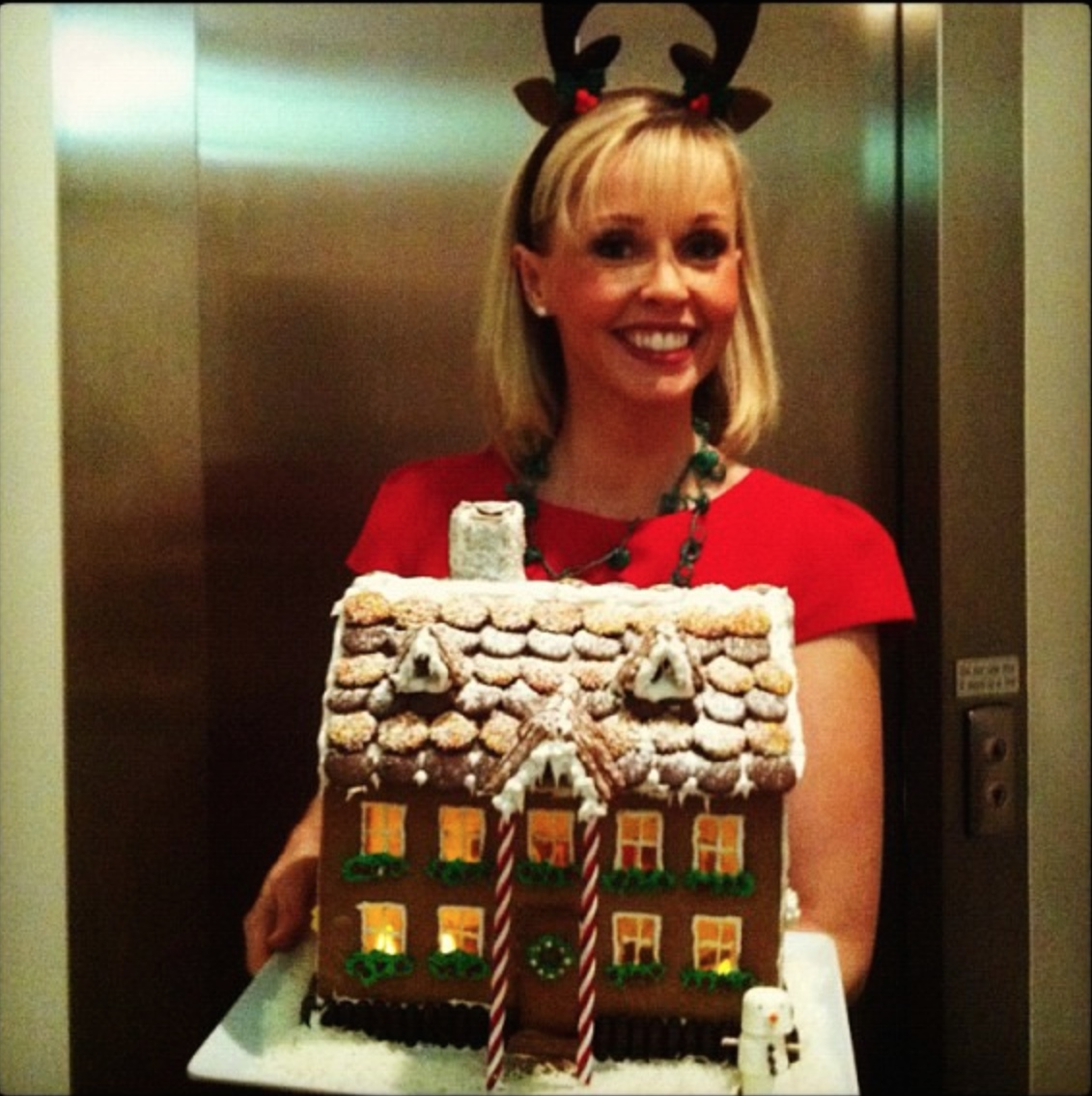The best gingerbread house in the history of gingerbread houses free template to make the best diy gingerbread house ever really clear instructions make this solutioingenieria Choice Image