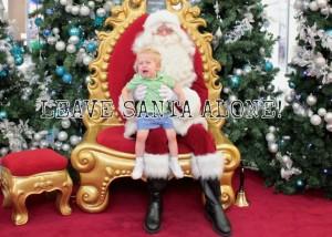 Dear Santa, I'm sorry