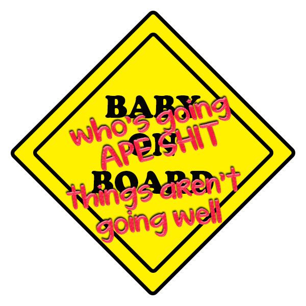 BABYONBOARDcrazy