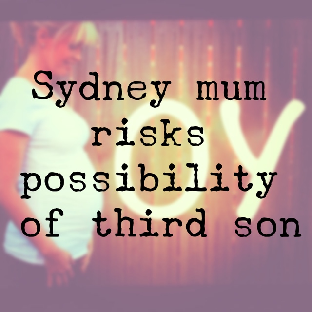 sydneymumthirdson