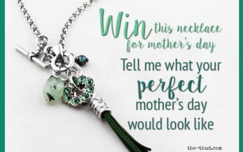 Win a Miglio Jewellery necklace for Mother's Day