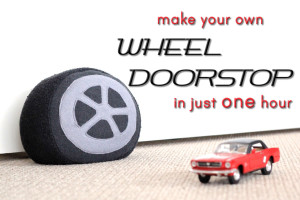 Download Tyre Doorstop Pattern