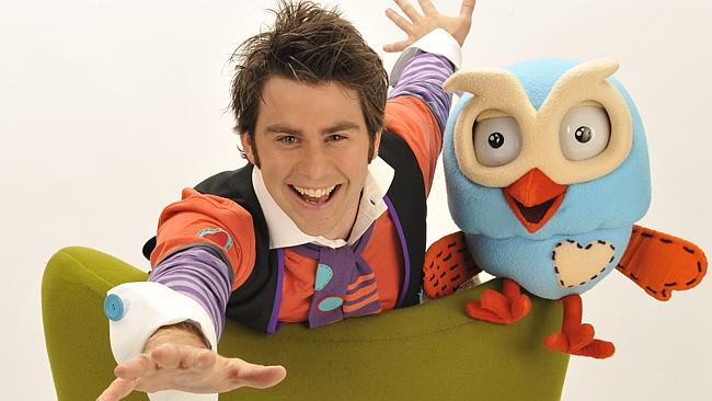 Jimmy Giggle from ABC Giggle and Hoot