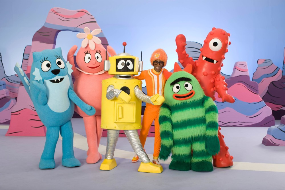 It makes me feel nauseous. The red bumpy dildo is particularly stomach churning.  Kids TV terrifies me.
