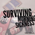 Surviving morning sickness