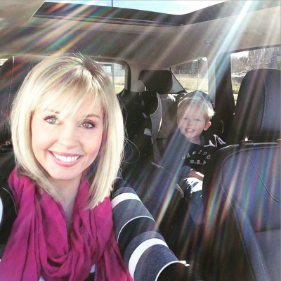 What it's really like to drive with a toddler in the car