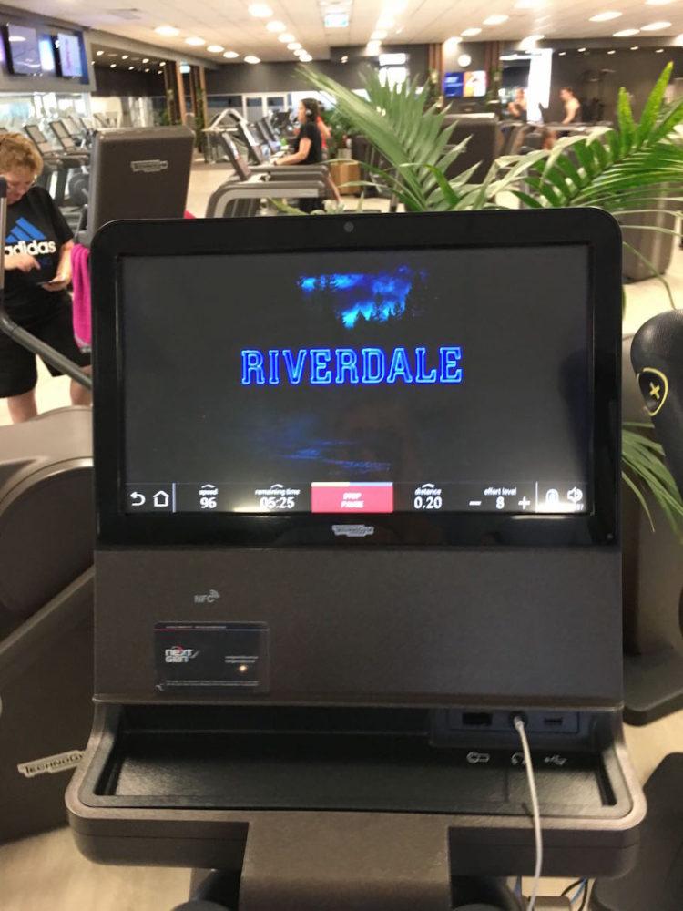 netflixonmachines gym