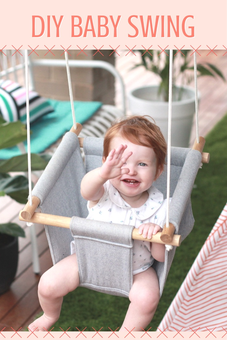 Diy Baby Swing The Thud