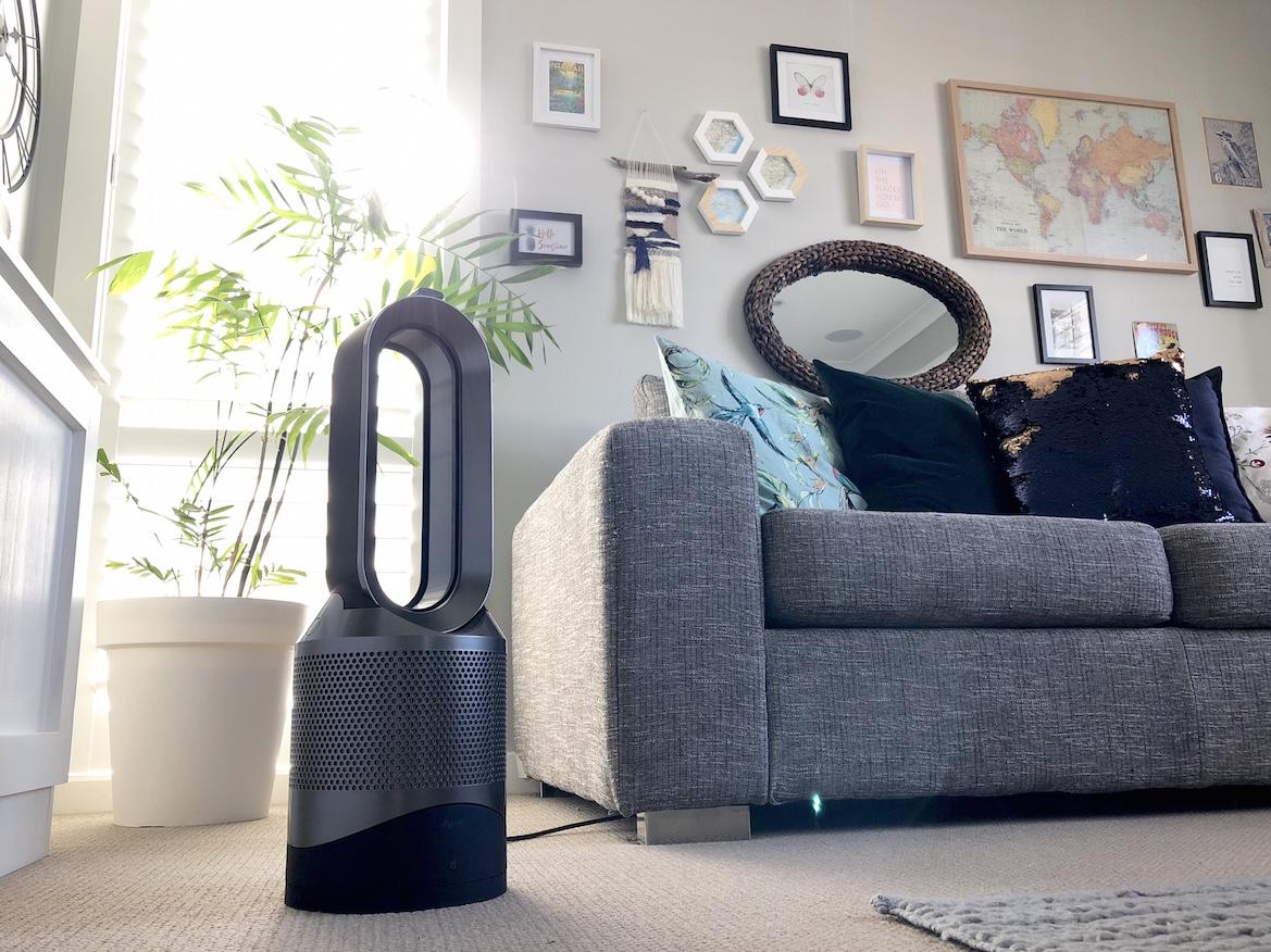 dyson pure air purifier